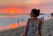 Andrea Muñoz, la caleña que debutará en Hollywood al lado de Brad Pitt